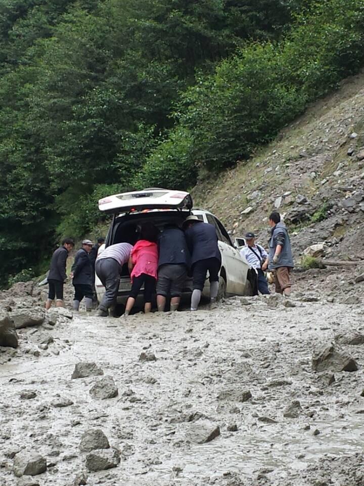 川藏线近年交通事故汇总