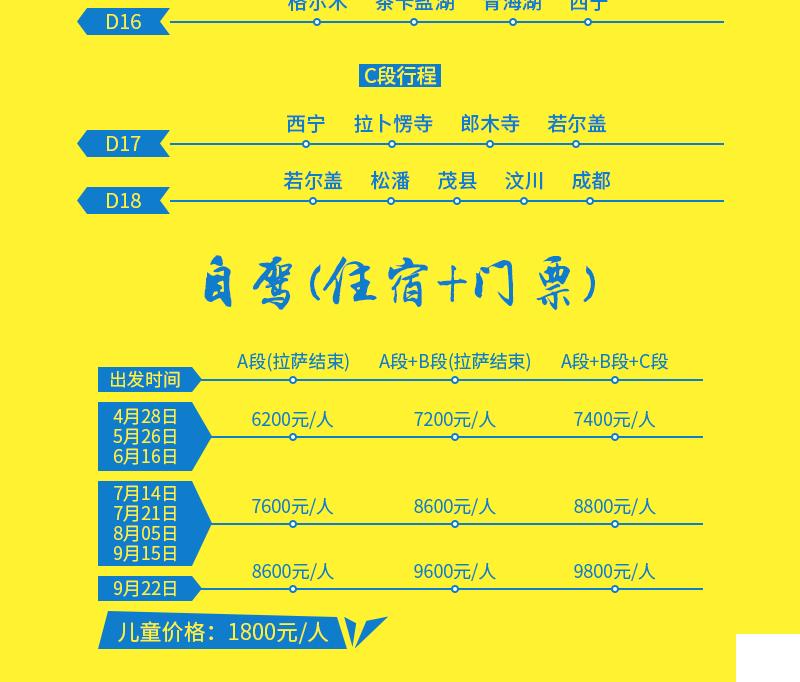 川藏线自驾游活动9