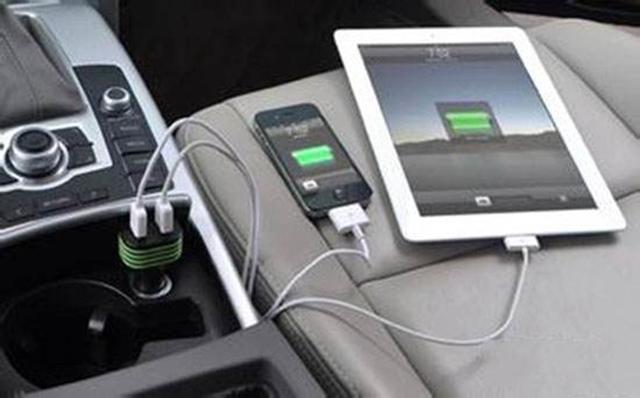 车宅充电器