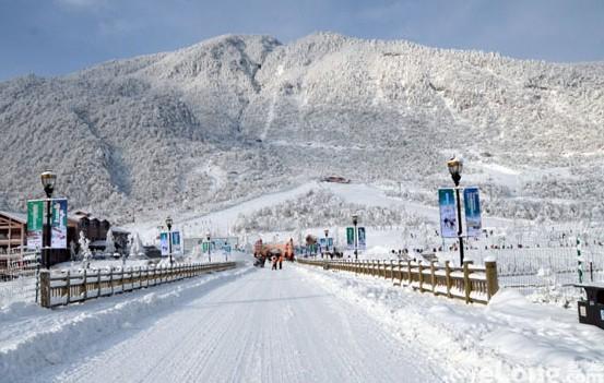 成都周边滑雪场