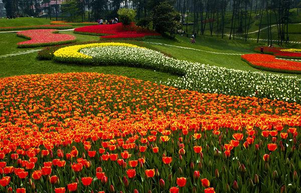 春季成都周边旅游景点推荐