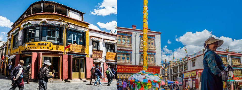 川藏线自驾游-拉萨市内