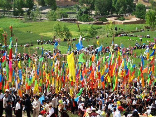 稻城藏族主要有那些习俗?