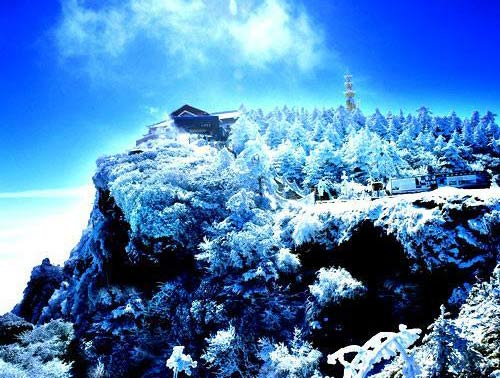 峨眉山冰雪节介绍