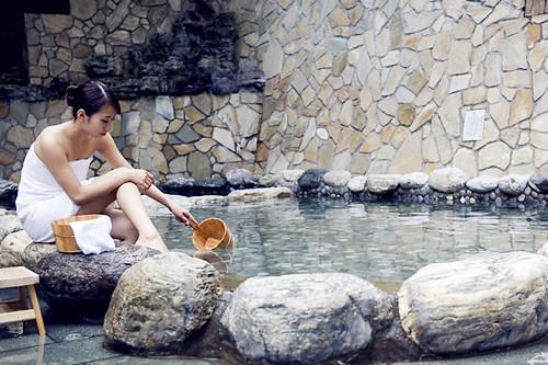 峨眉红珠森林温泉