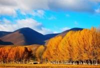 金秋岁月—从你的全世界路过——稻城亚丁双汽六日游