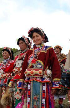 四姑娘山特产:藏族饰品