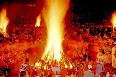 西昌彝族火把节是什么时候