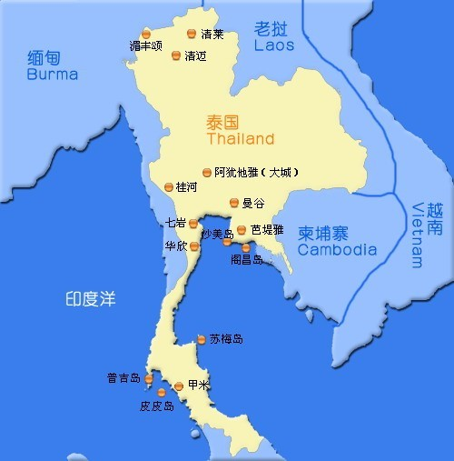 老挝,缅甸接壤