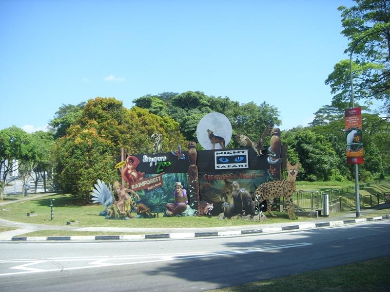 新加坡旅游必去景点