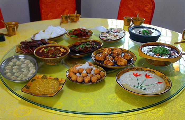 西坝豆腐宴