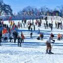 峨眉山滑雪记