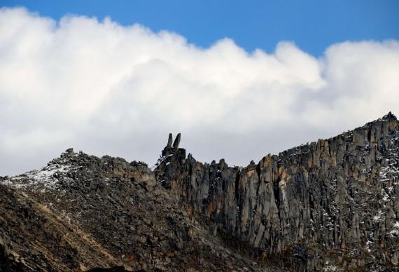 稻城兔儿山