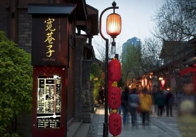 成都记忆:成都美食 熊猫基地 春熙路 锦里古街