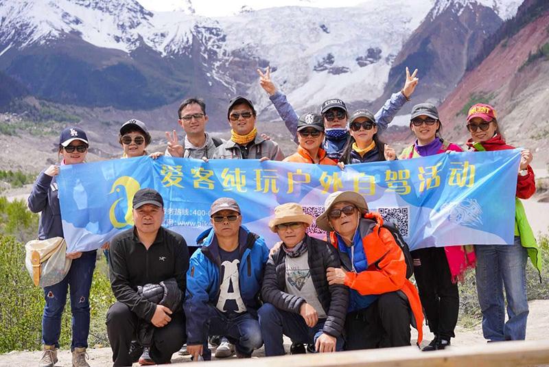 川藏线自驾团团队3
