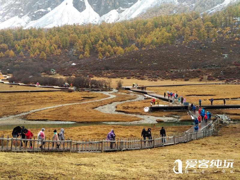 稻城亚丁秋季风景怎么样?