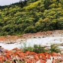海螺沟红石滩的传说