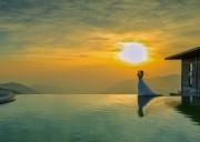 【轿顶山休闲旅拍2日游】云端漫步360度观景平台  赏日出云海星空美景