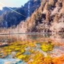 秋季川西赏红叶佳地:毕棚沟景区