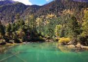 康定莲花湖海拔高度