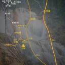 牟尼沟景区地图