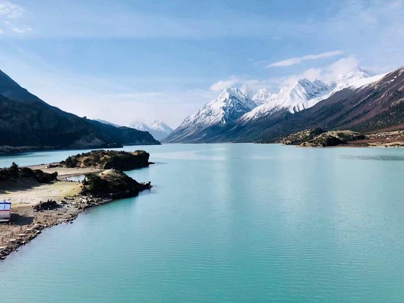 然乌湖 (1)