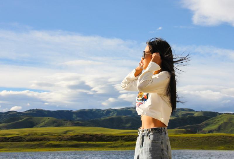 夏天去稻城亚丁旅游