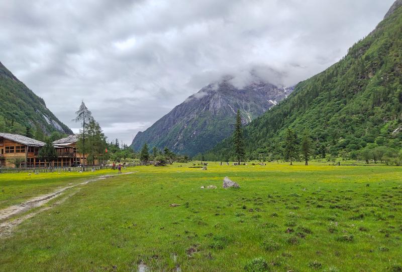 木骡子营地