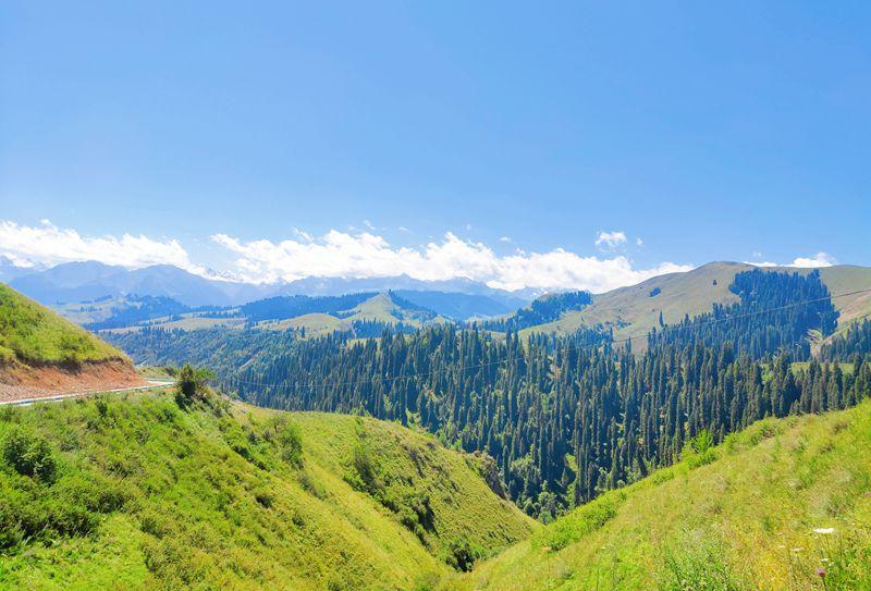 新疆旅游线路推荐