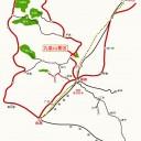 九皇山猿王洞地图